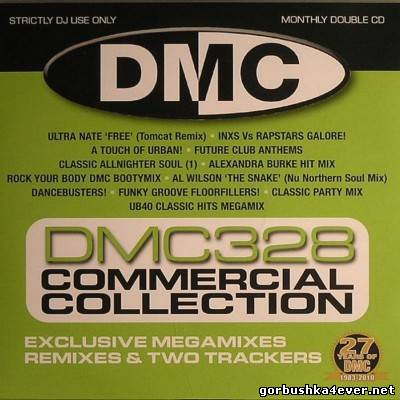 DMC Commercial Collection 328 [2010] May / 2xCD