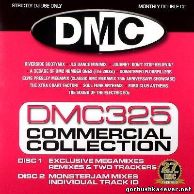 DMC Commercial Collection 325 [2010] February / 2xCD