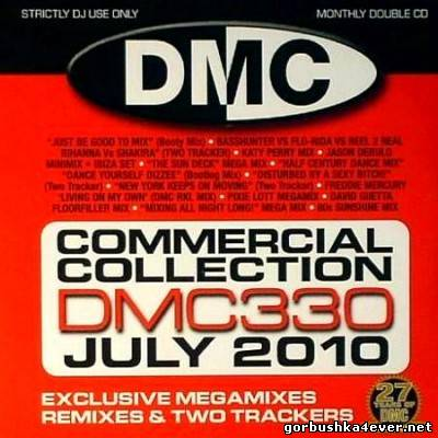 DMC Commercial Collection 330 [2010] July / 2xCD