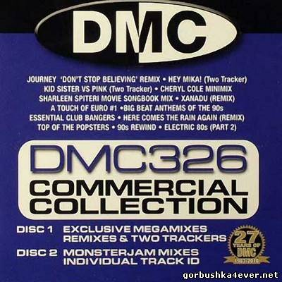 DMC Commercial Collection 326 [2010] March / 2xCD