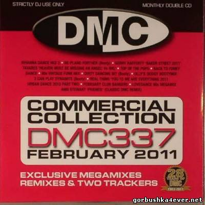 DMC Commercial Collection 337 [2011] February / 2xCD