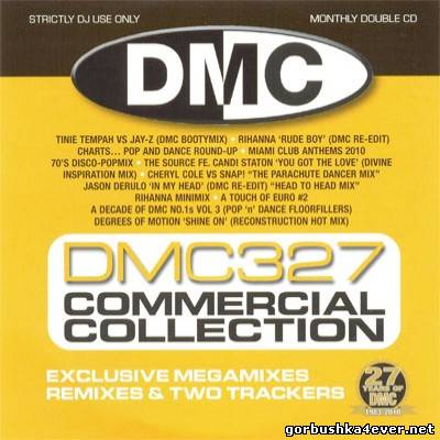 DMC Commercial Collection 327 [2010] April / 2xCD
