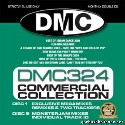 DMC Commercial Collection 324 [2010] January / 2xCD