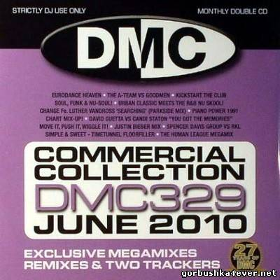DMC Commercial Collection 329 [2010] June / 2xCD