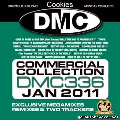 DMC Commercial Collection 336 [2011] January / 2xCD