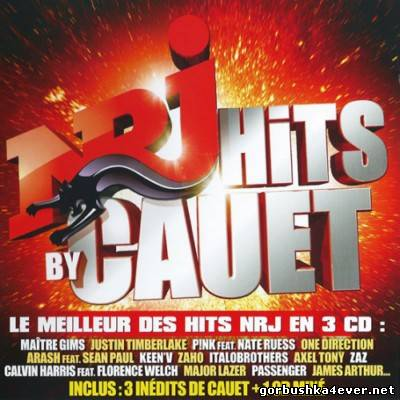 NRJ Hits By Cauet [2013] / 3xCD