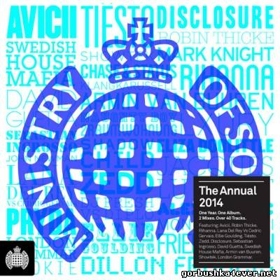 [Ministry of Sound] The Annual 2014