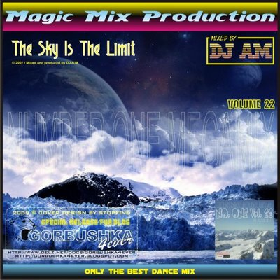 DJ A.M. - No. 1 - Volume 22 (The Sky Is The Limit)