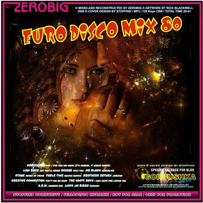 Zerobig - Euro Disco Mix 80 - 01