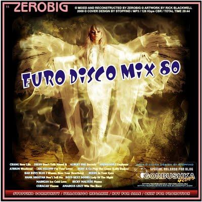 Zerobig - Euro Disco Mix 80 - 11