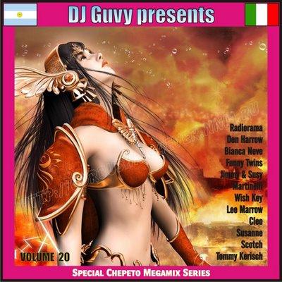 DJ Guvy - Special Chepeto Mix - volume 20