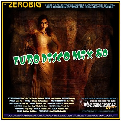 Zerobig - Euro Disco Mix 80 - 12