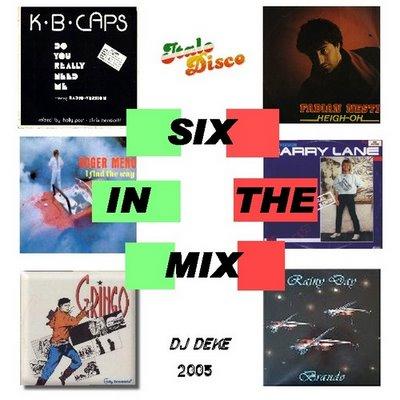 DJ Deke - Six In The Mix