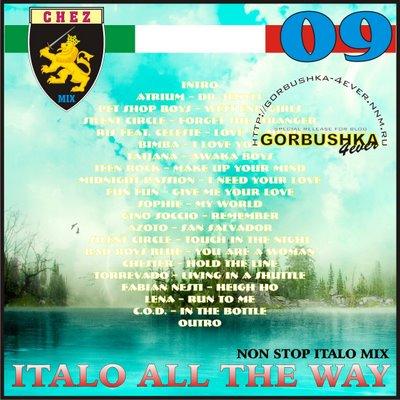 DJ Chez - Italo All The Way Mix vol 09