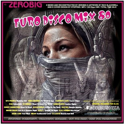 Zerobig - Euro Disco Mix 80 - 13