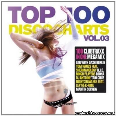 Top 100 Discocharts vol 3 [2011] / 2xCD