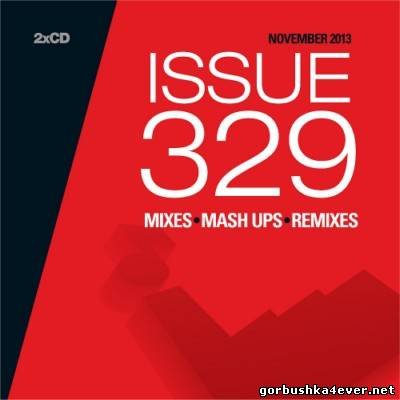 Mastermix Issue 329 [2013] November / 2xCD