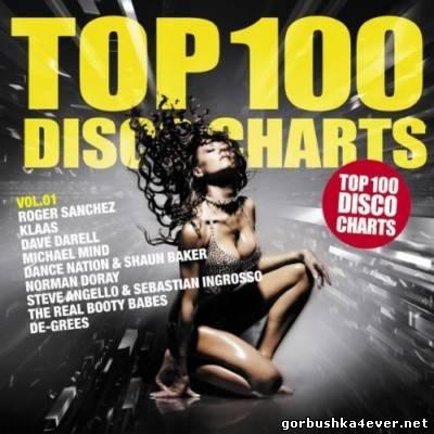 Top 100 Discocharts vol 1 [2009] / 2xCD