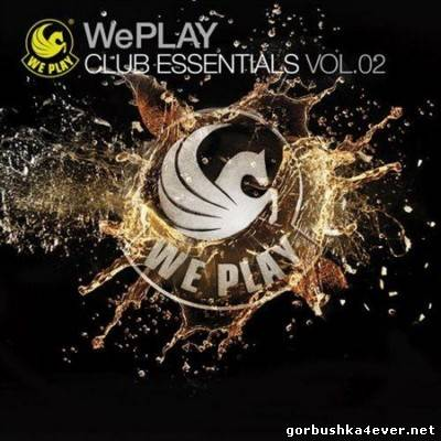 Weplay Club Essentials vol 2 [2013] / 3xCD
