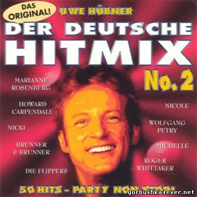 Uwe Hübner - Der Deutsche Hitmix No.2 [1996]