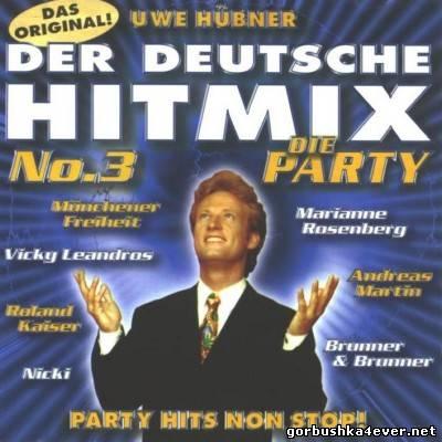 Uwe Hübner - Der Deutsche Hitmix No.3 [1997]