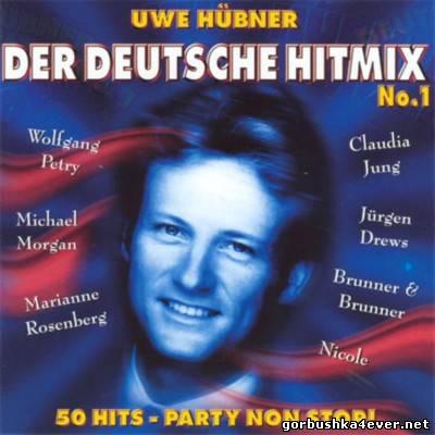 Uwe Hübner - Der Deutsche Hitmix No.1 [1996]