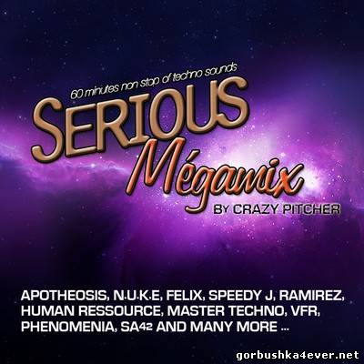 Serious Megamix 2014 by Crazy Pitcher