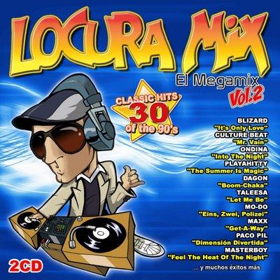 DJ Maglio Nordetti - Locura Mix - volume 02