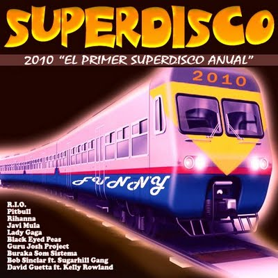 DJ Funny - SuperDisco 2010 Mix