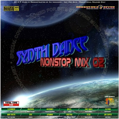 DJ Ikonnikov - Synth Dance Non Stop Mix 02 [2010]
