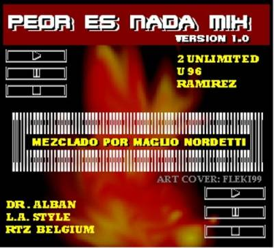 DJ Maglio Nordetti - Peor Es Nada Mix 01