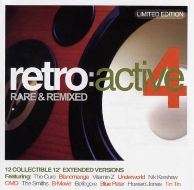 RetroActive - Rare and Remixed 04