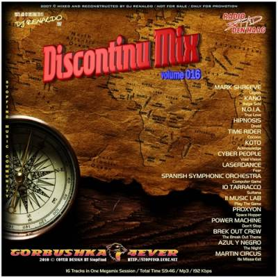 DJ Renaldo - Discontinu Mix 016