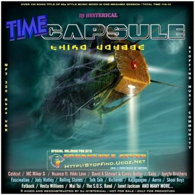 DJ Hysterical - Time Capsule Mix vol 03