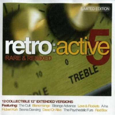 RetroActive - Rare and Remixed 05