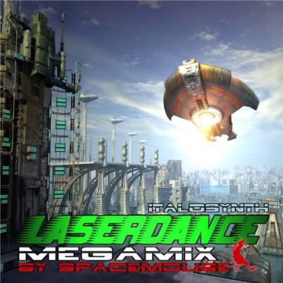 DJ SpaceMouse - LaserDance Megamix - vol 01