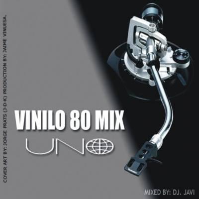 DJ Javi - Vinilo 80 Mix - 01