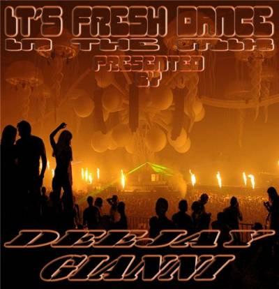 DJ GP - Fresh Dance In The Mix