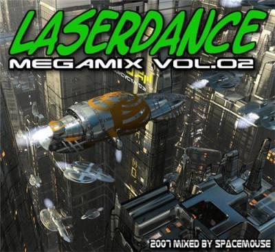 DJ SpaceMouse - LaserDance Megamix - vol 02