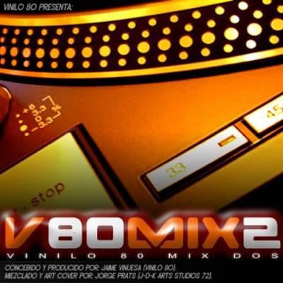DJ Javi - Vinilo 80 Mix - 02