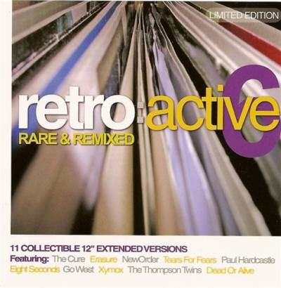 RetroActive - Rare and Remixed 06