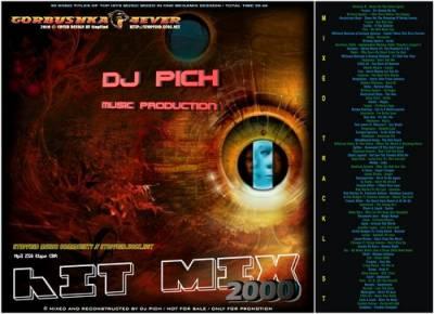 DJ Pich - Hit Mix 2000