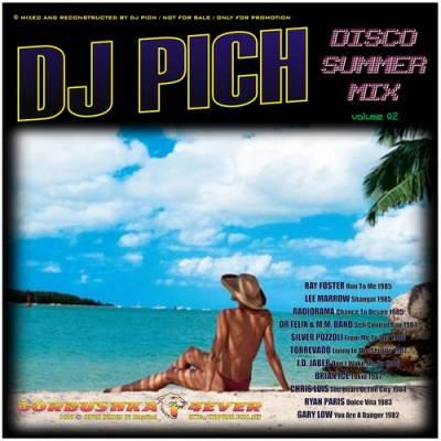 DJ Pich - Disco Summer Mix 02