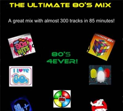 The Ultimate 80s Mix