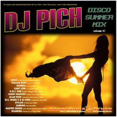 DJ Pich - Disco Summer Mix 01