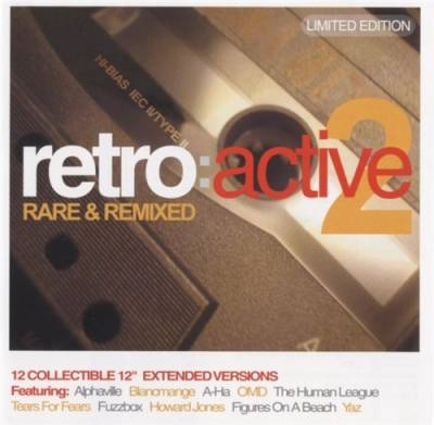 RetroActive - Rare and Remixed 02