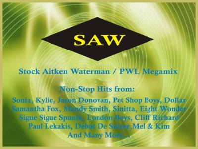 Stock Aitken Waterman PWL Megamix