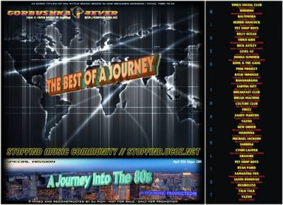 DJ Pich - A Journey Into The 80's Mix - Best Of