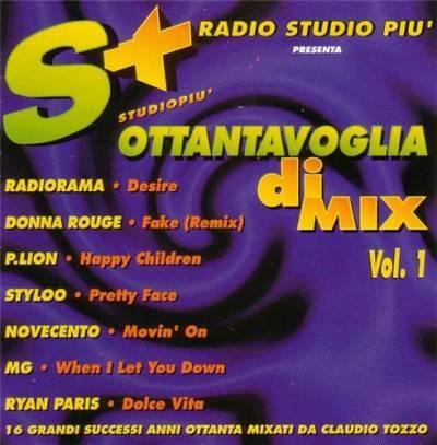 '80 Voglia Di Mix Volume 01