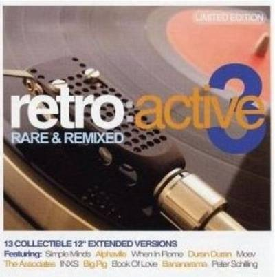 RetroActive - Rare and Remixed 03